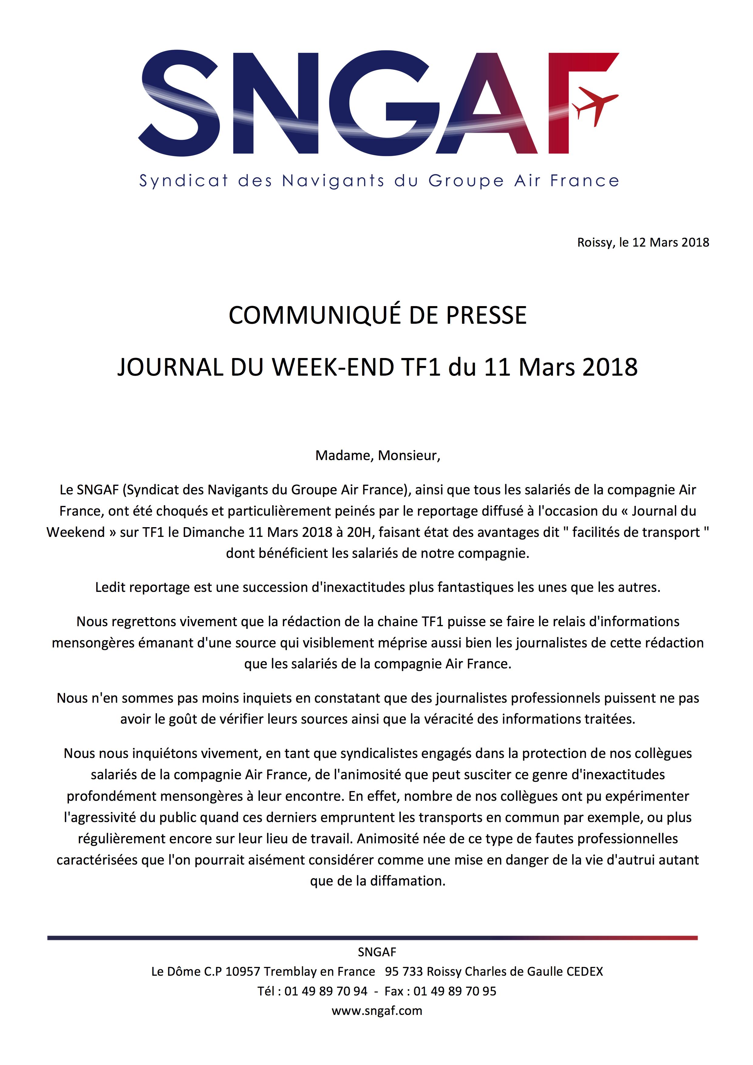 Communiqué Presse TF1 11 MARS 2018-1