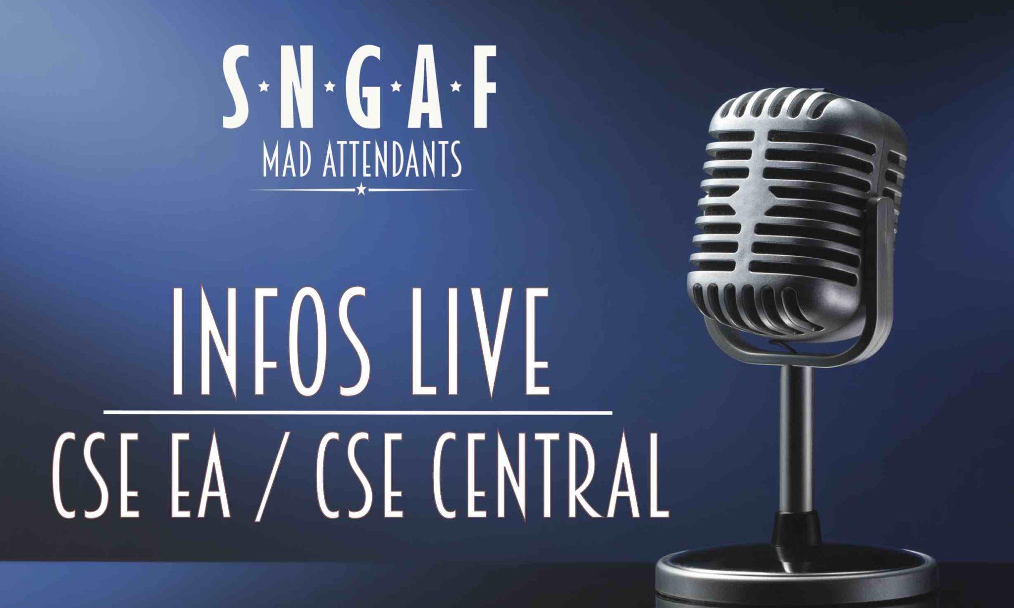 INFOS / LIVE / SPÉCIAL 500 ABOS - YouTube